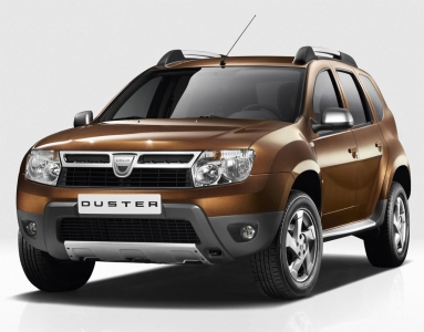 Dacia Duster voiture location martinique categorie f